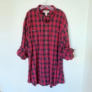 Duluth Trading Co Shirts - Duluth Trading Co. Flannel Shirt